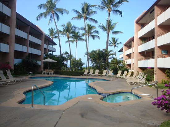 Kona White Sands Condos Wonderful Pool W A View Of The Ocean Across