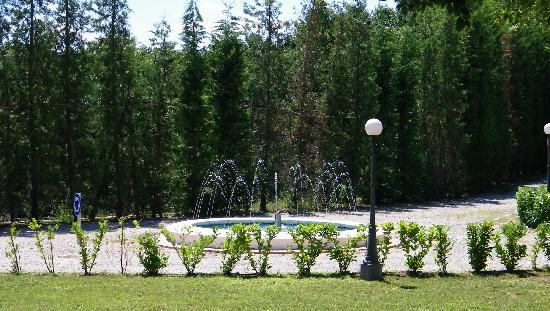 Residence Lady Village: Una Fontana nel Relais