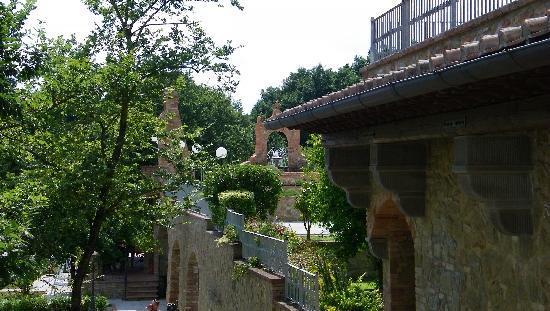Residence Lady Village: Una piccola Fontana
