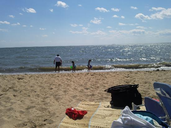 Hammonasset Beach State Park: what a view!