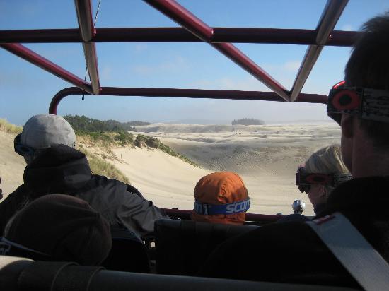 Sandland Adventures: Here We Go!