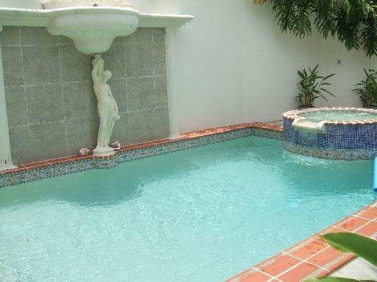 Villa Quiles: pool