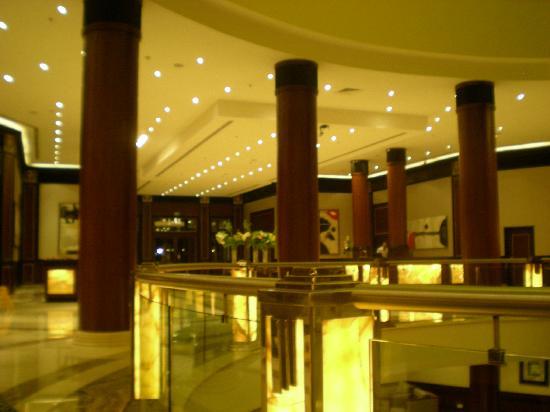 Stella Di Mare Beach Hotel & Spa : Reception area