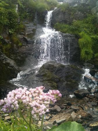 Salardu, Spania: Cascada en el Val d'Aran