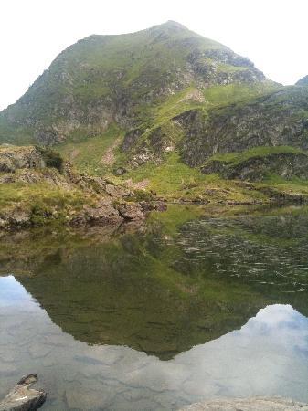 Banhs de Tredos: Lago de montaña