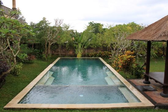 Bali Alke Villas: Swimming pool