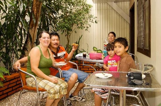 Pension Alajuela : great hosts