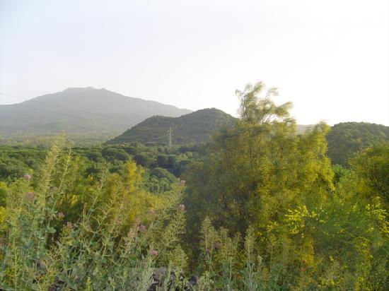 Hotel Alle Pendici Dell'Etna: panorama etna