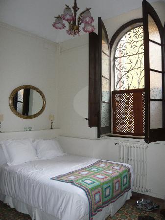 Aiguaclara Hotel: double room