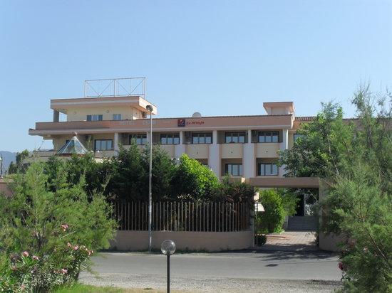 Vascellero Hotel La Villa Corigliano Calabro