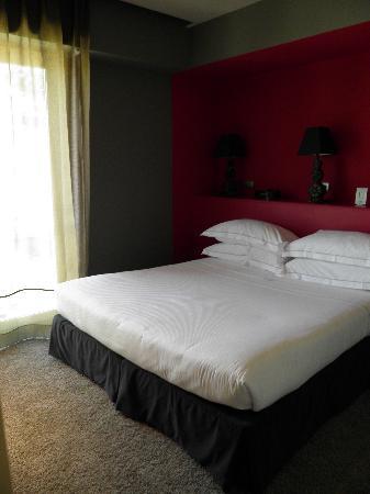Villa Garbo: chambre