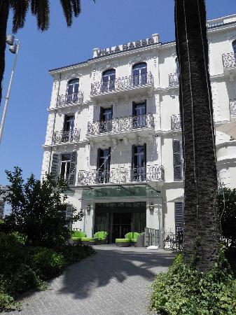 Villa Garbo: facade