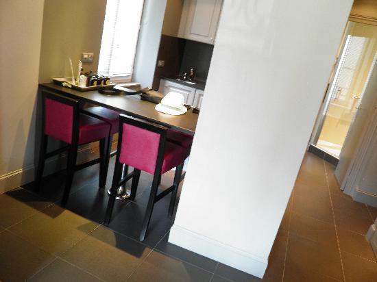 Villa Garbo: cuisine