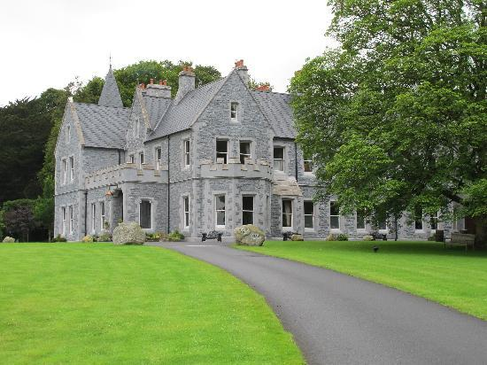 Ballina, Irlanda: Mount Falcon Country House Hotel
