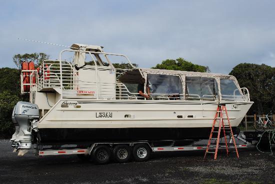 Pahoa, Hawái: Lavakai boat