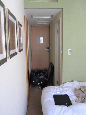 Hotel Sunroute Plaza Shinjuku: Economy Twin Room 1