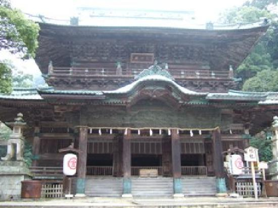 Kompira-gu Shrine: 金刀比羅宮