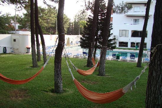 Alcazar Hotel & SPA: Espaço envolvente