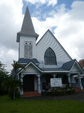 Congregational Church in Apia