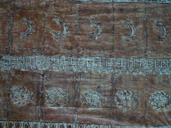 อาปีอา, ซามัว: Wandbehang im Haus von Robert Louis Stevenson in Apia, West Samoa