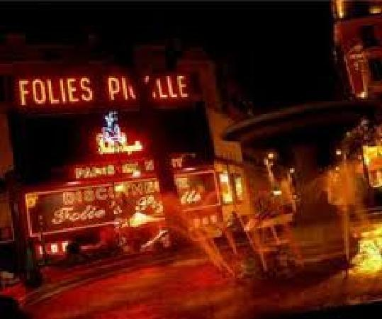 Folies Pigalle: horrible