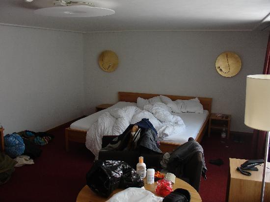 Hotel Alpina Vals: 'design' room