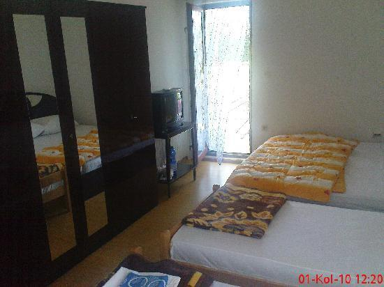 Guesthouse Pansion ABA: Quad room