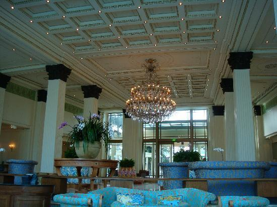 Hotel Foyer Hottingen Review : Hotel foyer picture of palazzo versace main beach