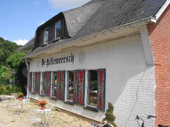 Hotel-Restaurant De Hollemeersch : Front of Hotel