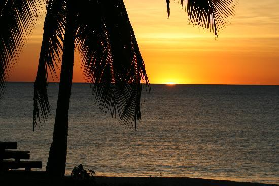 Anjajavy L'Hotel : sunset