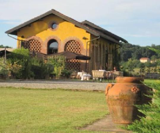 Gavi, Ιταλία: Ristorante la Gallina