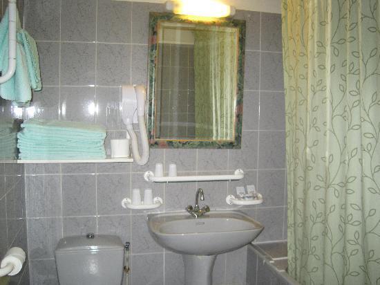 La Ferme des Barmonts: bathroom