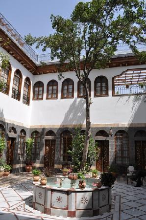 Beit Zafran Hotel de Charme: Main Foyer