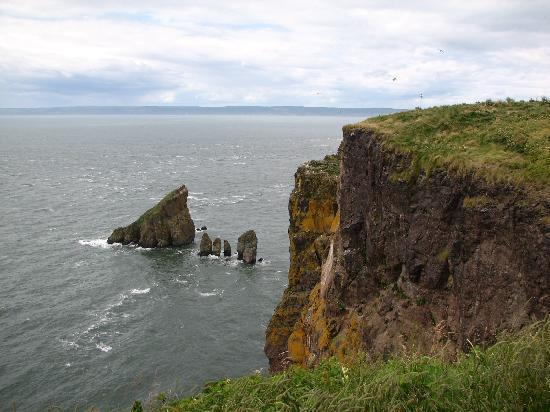 Kentville, Canadá: Cape Split, worth the hike