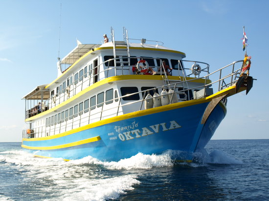 Oktavia Dive Center
