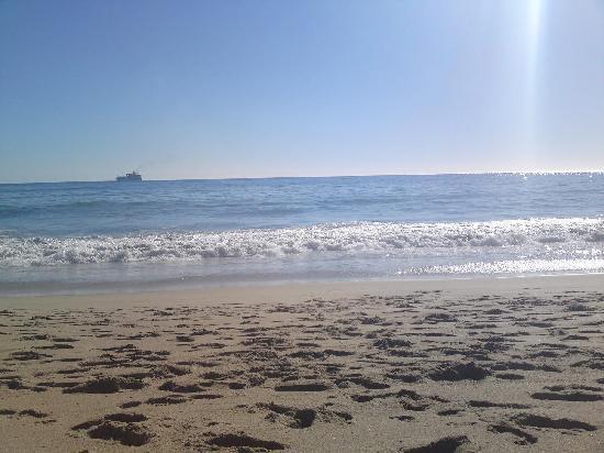 Vina del Mar, Chile: Der Sandstrand