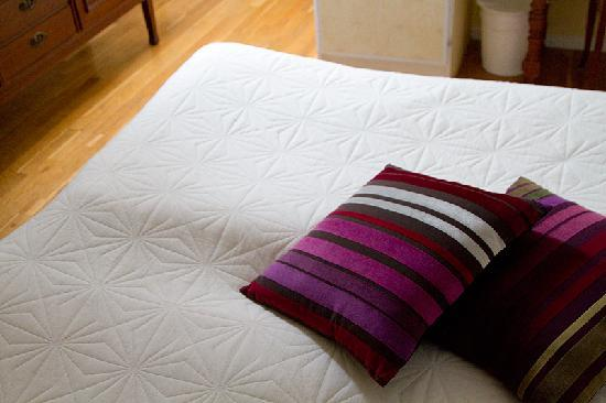 Hotel St. Clemens: Bed