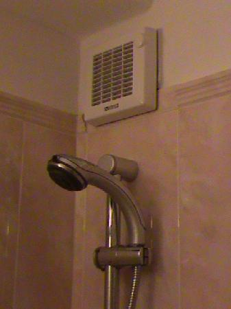 Hotel Pegas Brno: The fan in the bathtub did not work ...