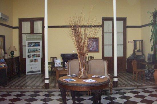 Hotel Posada del Virrey: Lobby