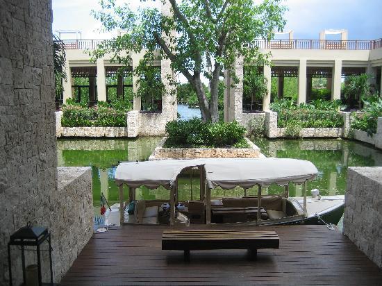 Banyan Tree Mayakoba: lobby
