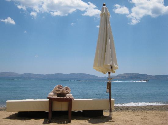Barcelo Hydra Beach Resort : spiaggia gold