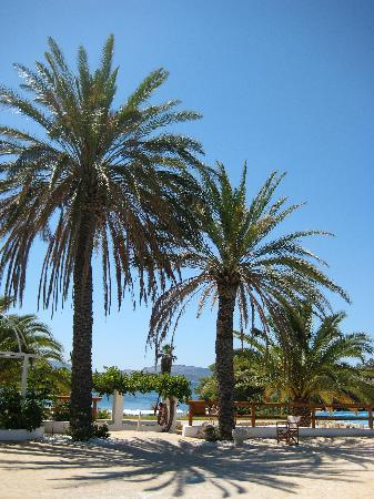 Thermisia, Grecia: particolare villaggio