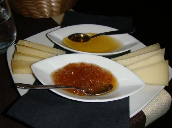 In Cantina: antipasto