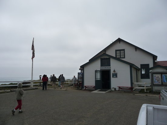 Point Arena Lighthouse & Museum: Museum