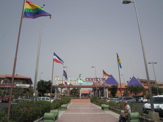 Юмбо Центр