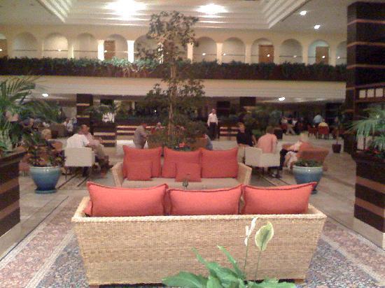 Sirene Belek Hotel: The lobby