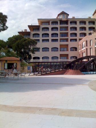 Sirene Belek Hotel: Main building