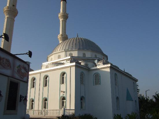 Turgutreis, Tyrkiet: The Mosque