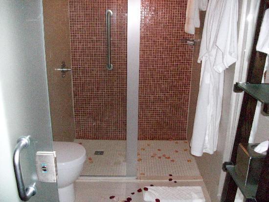 Doubletree by Hilton San Juan : bathroom