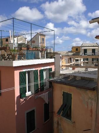 A Ca Da Nonna Di Callo Luca: View out our window